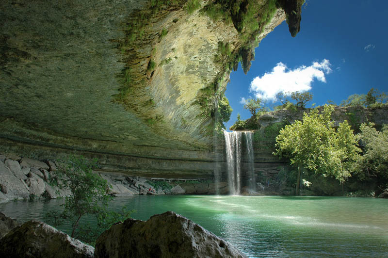 Camp and Hike The Incredible Hamilton Pool Nature Preserve