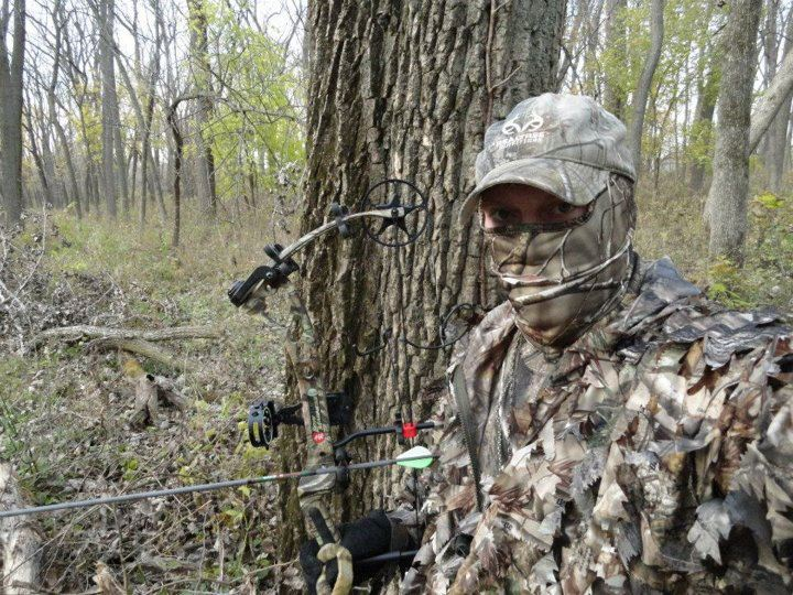 Hunting Ron Zoerb in Illinois