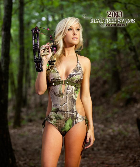 Hunting The 2013 Realtree Swimsuit Preview. Available in February 2013. To see the 2012 line, click here: http://store.realtree.com/realtree-camo-swimwear/realtree-camo-bikini.html