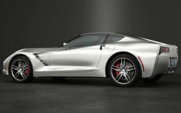 Auto and Cycle The all-new, seventh-generation 2014 Chevrolet C7 Corvette
