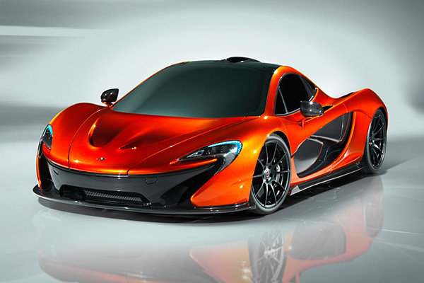 Auto and Cycle The McLaren P1 is a concept car but it may be offered in 2015 and be the next great supercar