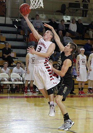 Sports Congrats to Grinnell's Jack Taylor who shattered the NCAA scoring record with 138 points!