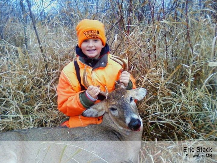 "Hunting Click ""Like"" to vote for Eric Stack from Stillwater, MN!"