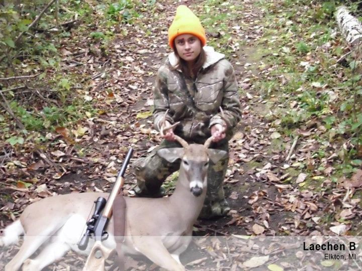 "Hunting Click ""Like"" to vote for Laechen B from Elkton, MI!"
