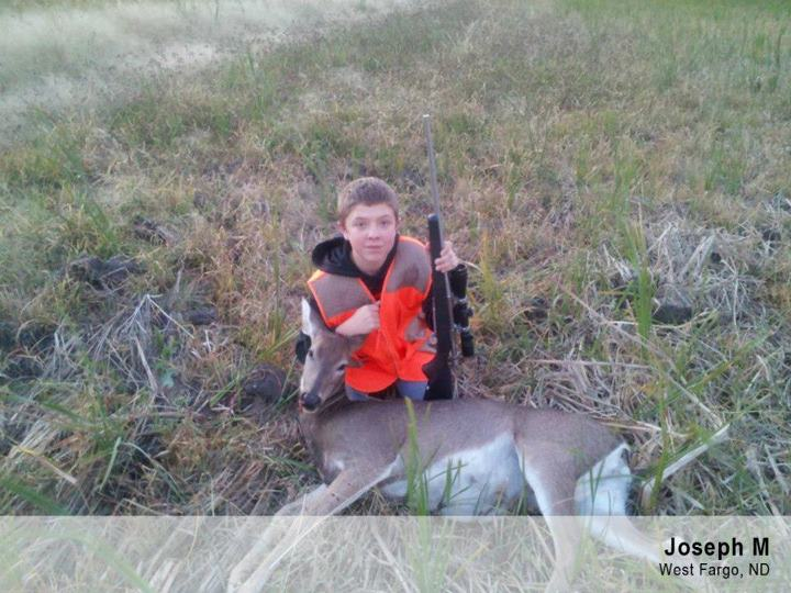 "Hunting Click ""Like"" to vote for Joseph M from West Fargo, ND!"