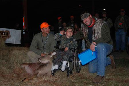 "Hunting The ""Kids Without Limits"" Program