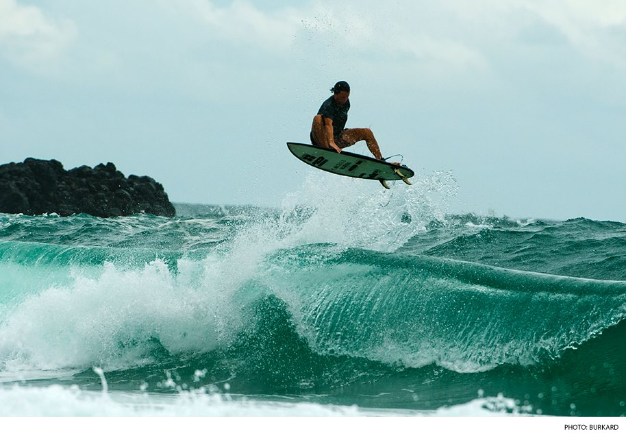 Surf Warren Smith, Panama. Photo: Chris Burkard Photography
