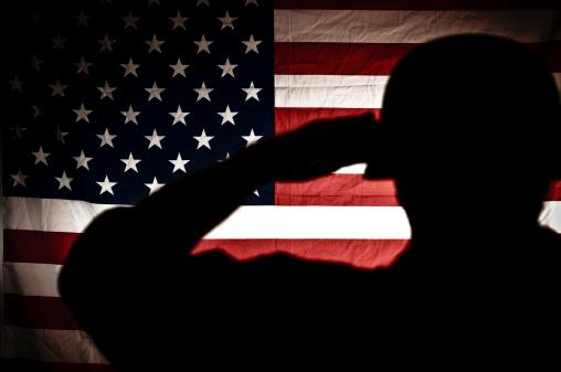 Guns and Military Veterans: We honor you.