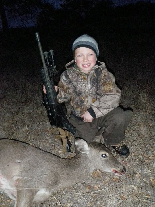 Hunting Carter Stainton