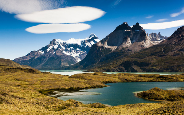 Camp and Hike Torres Del Paine (Chile)