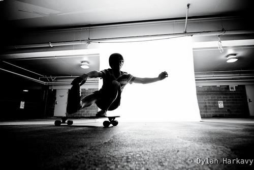 Longboarding How many of you hit up parking garages for weekend or night skating? If so, WHERE?!!?