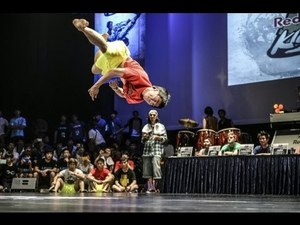Martial Arts | Tricking battles and extreme Taekwondo - Red Bull Kick It 2013