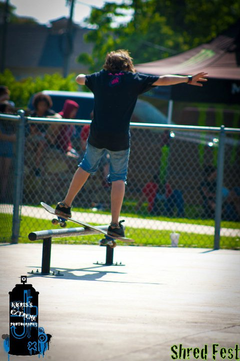 Skateboard my first comp. in texas in like 2009