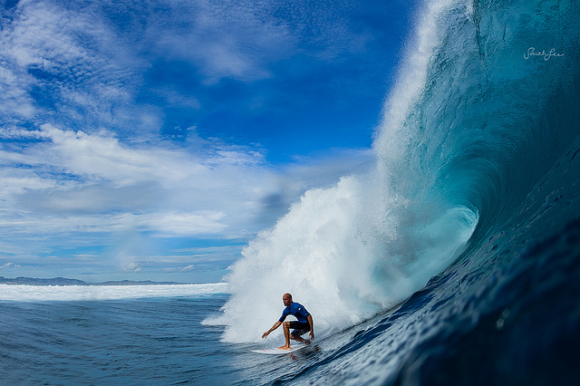 Surf welcome to cloudbreak