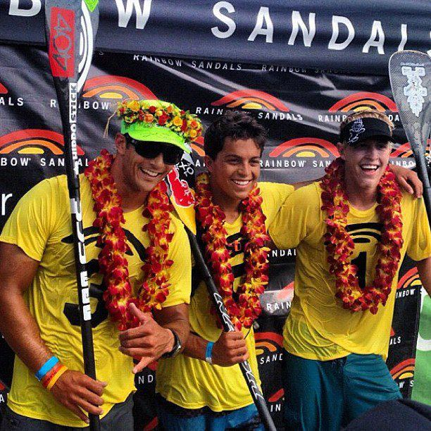 Entertainment Congratulations to our waterman Athlete Kai Lenny - 2nd place at the Battle of the Paddle in Dana Point!!!!
