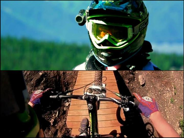 MTB Mountain biking in Alaska! 