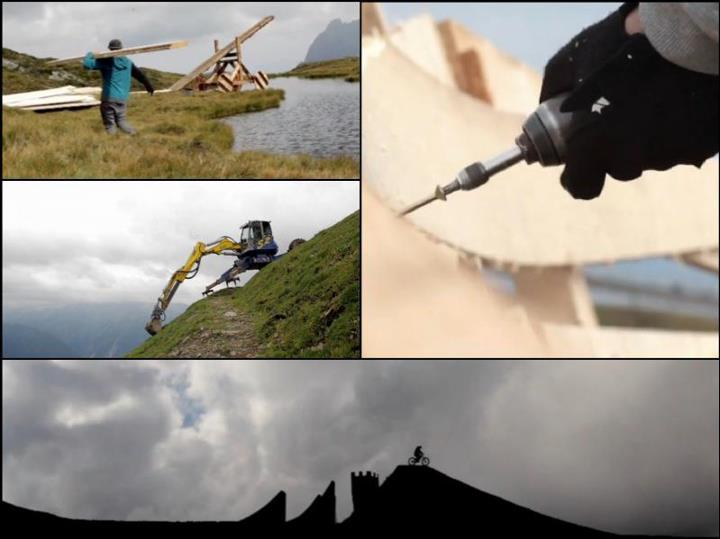 Entertainment Watch the Nine Knights MTB course come to life with this new video on the Contour blog: http://bit.ly/QJLrIE
