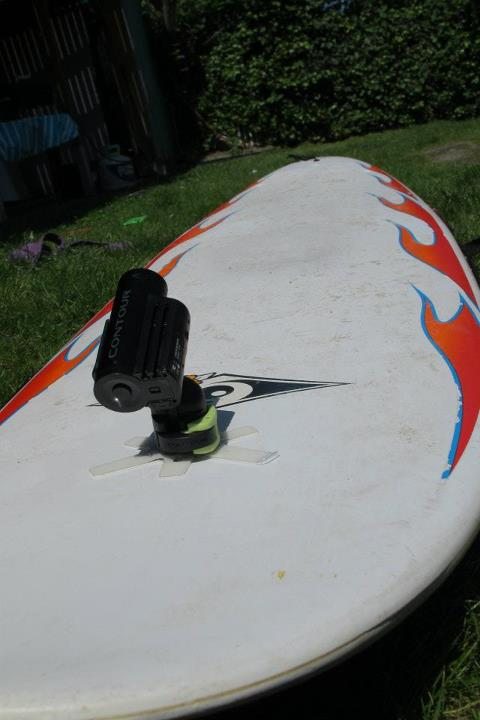 Surf Do anything fun over the weekend? Anyone go surfing?  ContourROAM with the surfboard mount.