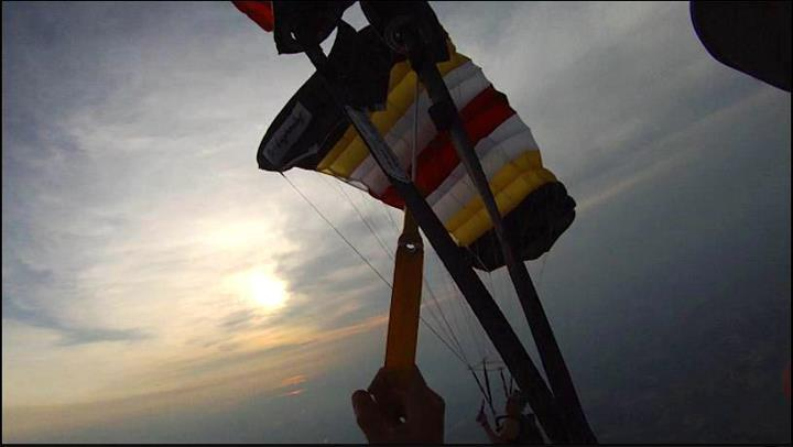 Entertainment This sunset is brought to you by CONTOUR fan JD Whitt - taken with his ContourROAM