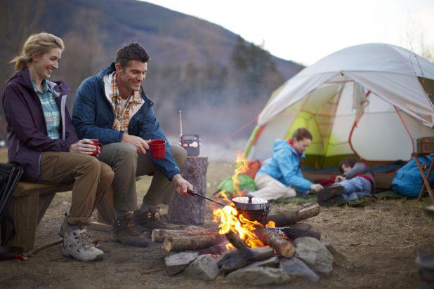 Camp and Hike Where is your favorite camping spot?