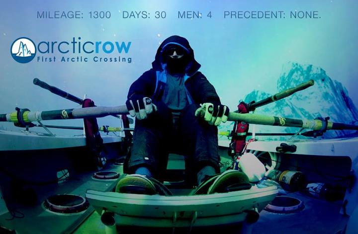 Entertainment Week 2 of the Arctic Row expedition is underway.  Aside from a potential Cheez-It shortage, the team is in good spirits and have spotted their first icebergs.  Read more now. http://ar.gy/1VJq