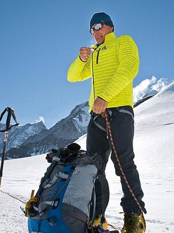 Camp and Hike MicroTherm Down Shirt. We can't talk it up enough: It's the ideal down layer. http://getoutsi.de/njBtZY