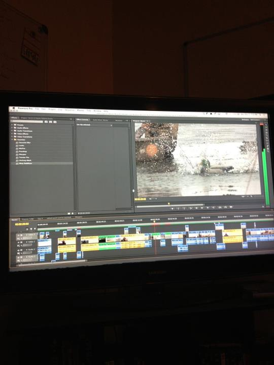 Entertainment North Dakota Waterfowl Adventure almost done! Stay tuned...