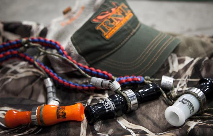 Hunting We are proud to announce that RNT is the official waterfowl call company of RRP!