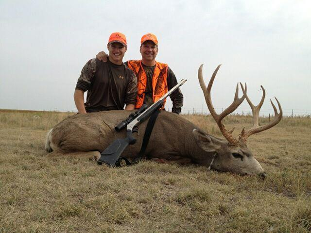 Hunting RRP was able to harvest a great Mule Deer this morning on film! Pics and Episode to follow on RockRoadPursuits.com