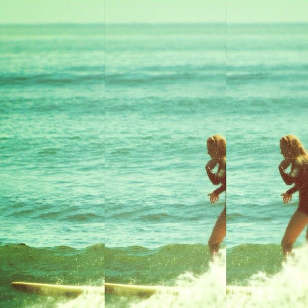 Surf Live in the sunshine, swim the sea, drink the wild air http://bit.ly/OFbvuc