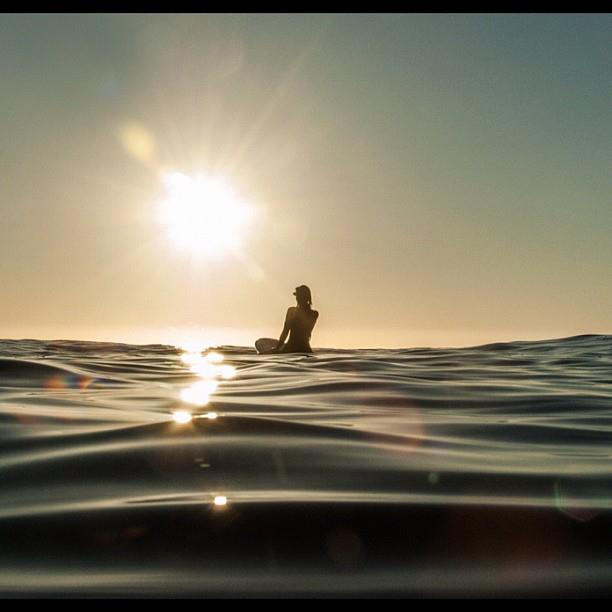 Surf As long as I have my surfboard, sand on my bare feet, sea salt in my hair and the sun burning my skin, I know I'll be living my dream. http://bit.ly/OFbvuc