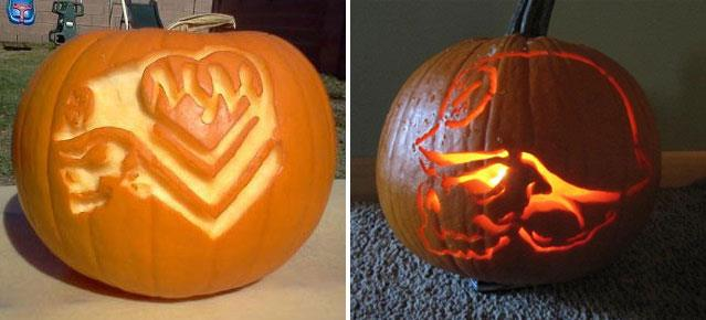 Entertainment Scope out some these kickass pumpkins just in time for Halloween! Leave a comment on your favorite one.