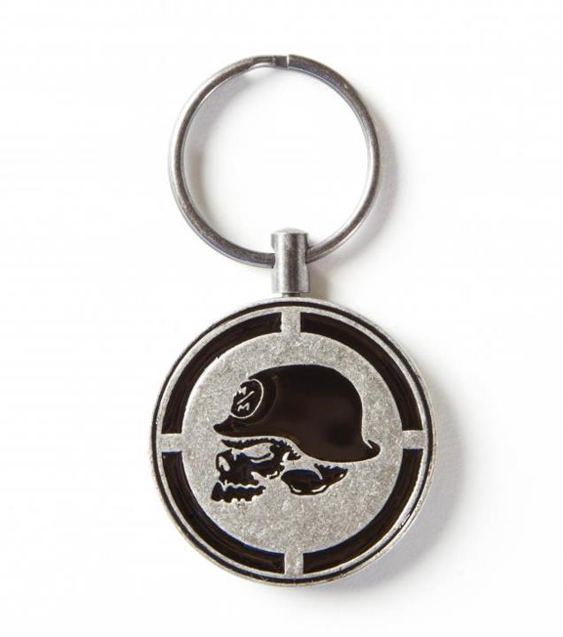 Motorsports BOSS KEYCHAIN Style #: M32594302 Was $10.00 Now $7.99 Metal Mulisha mens antique silver finished metal keychain with front and back logo screen print. http://www.metalmulisha.com/shop/clothing/sale/mens-axs/boss-keychain/