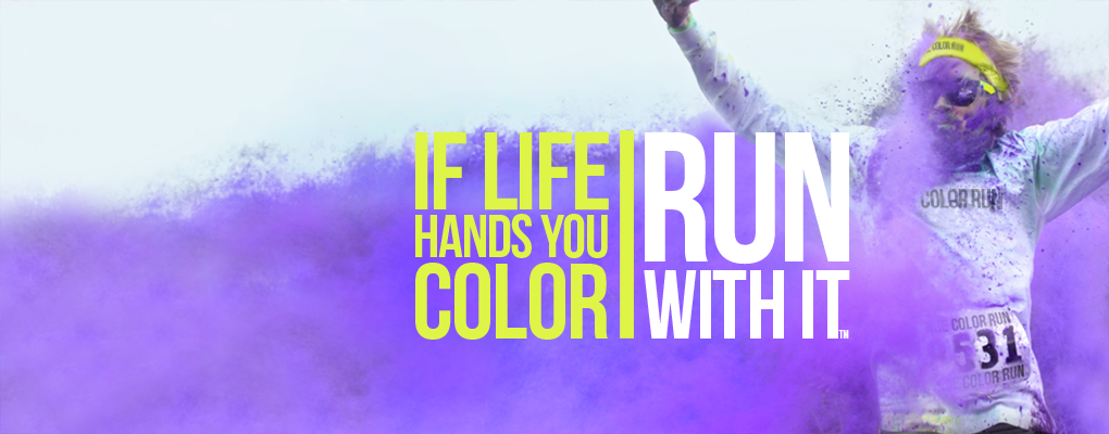 Fitness Color Run! Did this last year. Such a blast! Minnesota 2013 here I come!