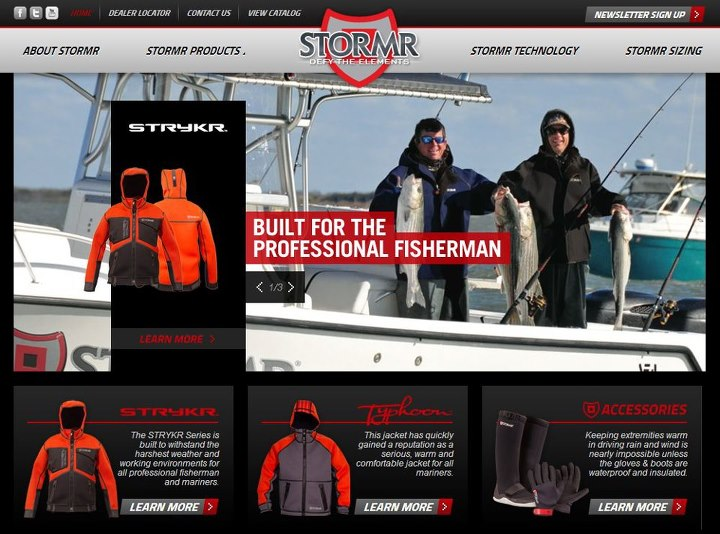Entertainment We've completely overhauled our website recently.  Learn about Neoprene Core Technology, Locate a Dealer, or just browse through our product section and check us out.
