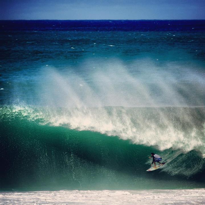 Surf reef mcintosh, Best Barrel and Heavy Water nominee for the 2012 Surfer Poll Awards. Get Some!
