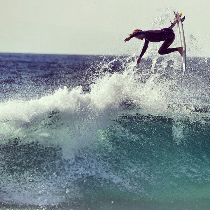 Surf How can one dude have so much talent? Easy, his name is Dane Reynolds