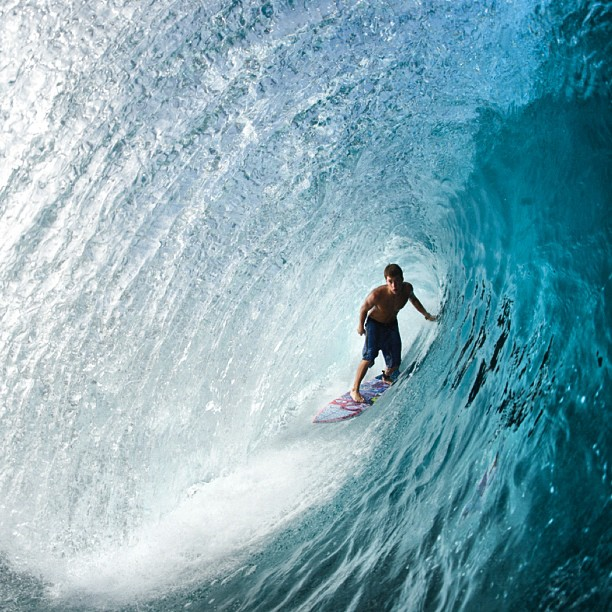 Surf Balaram Stack looking for light in Reunion. Photo: Timo http://instagr.am/p/R8gqwhCPOG/