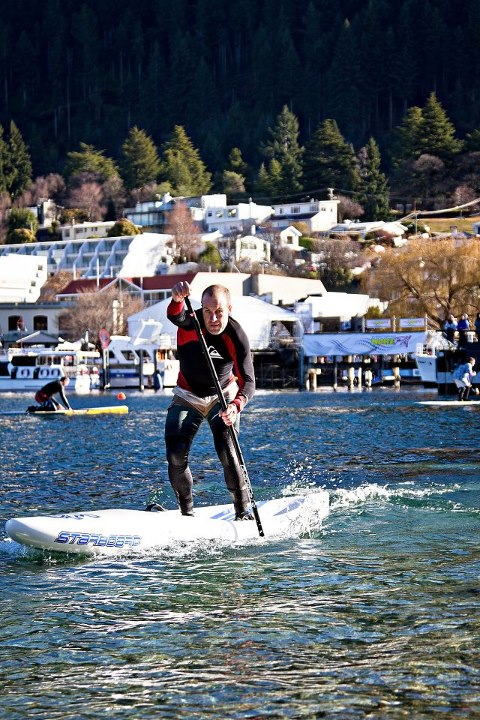 Wake Stand Up Paddleboard race http://winterfestival.co.nz/