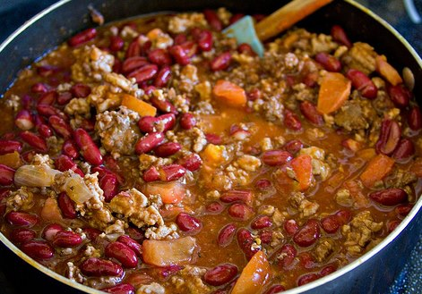 Entertainment Have you made venison chili yet this fall?