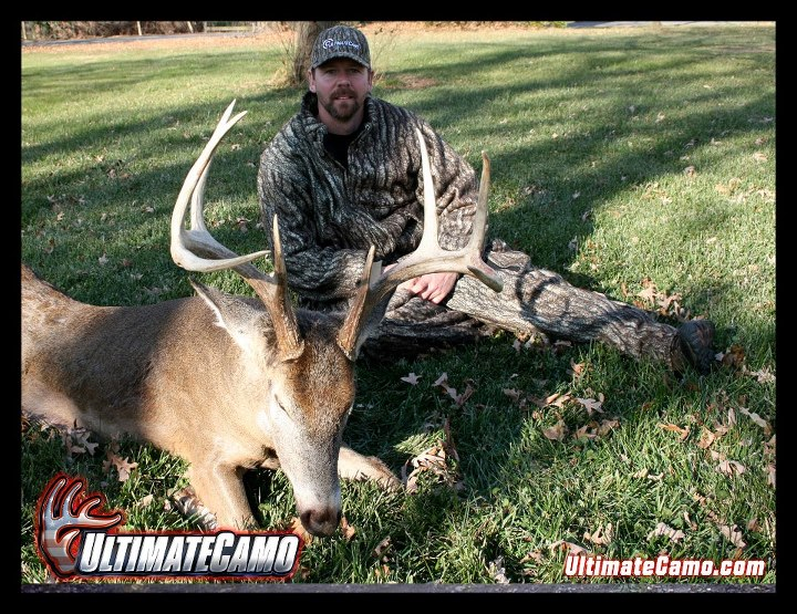 "Hunting Congrats to my buddy Brian Yak on this stud of an 8 pt. Scored 143"". Hes passed a lot of 120 class bucks and put lots of hours in stands this year waiting for a mature buck and it finally paid off. Congrats again Brian!! ~ Andy"