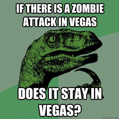 "Entertainment We're going to be in Vegas this week for DEMA! (And at least one of us keeps hearing Trent from the 1996 movie ""Swingers"" saying ""Vegas baby! Vegas!"") In any case, Las Vegas is also the reason we're taking a slight detour for Meme Monday with this very de"