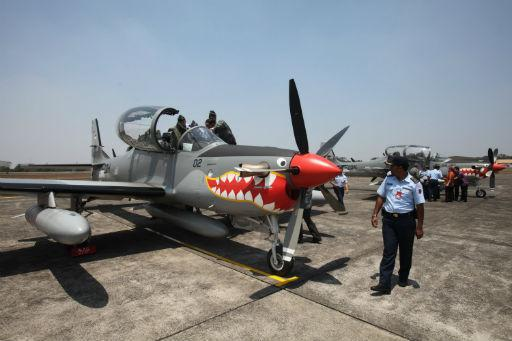 Scuba Just for fun: Indonesia gets new shark-faced warbirds | The Jakarta Post http://buff.ly/RNmYCT