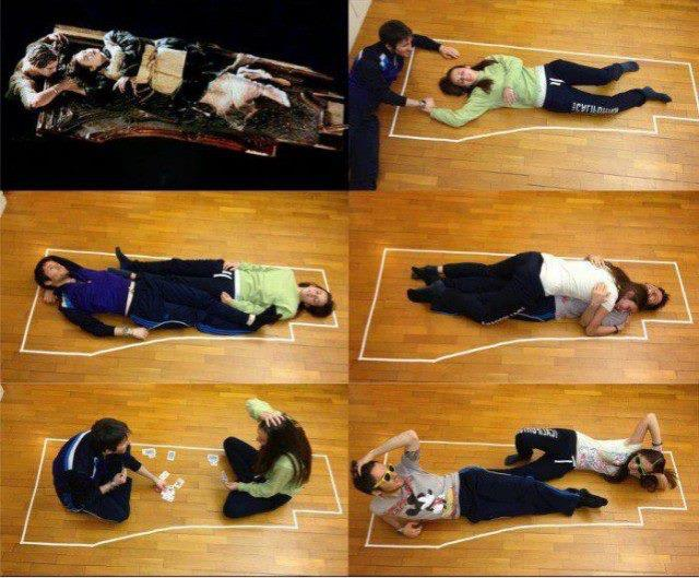 Entertainment Titanic via Mythbusters. (Hint: They both could have lived...)