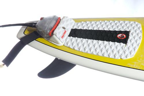 Surf The Shark Shield SURF7 has been designed specifically for board sports, including surfing and stand up paddleboarding. Check it out + surf safe. http://sharkshield.com/