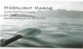 Kayak and Canoe moonlightmarine