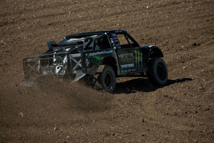 Motorsports Jeremy McGrath at LOORRS Las Vegas