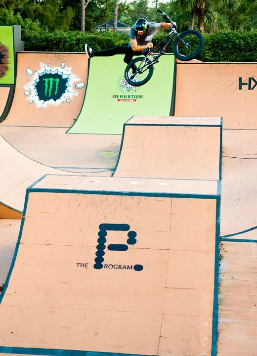 BMX monsterenergy