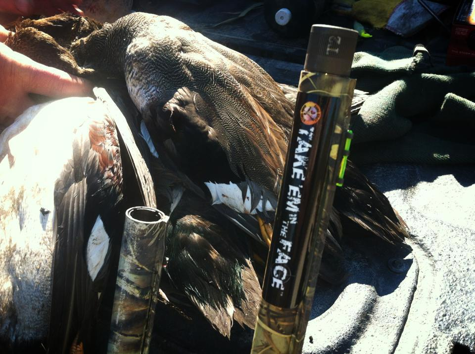 Hunting All new barrel gear for 2012-2013!