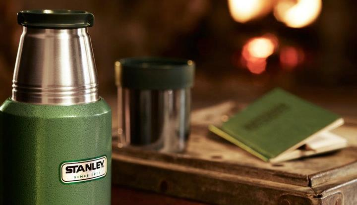 "Hunting Stanley - As tried and true as a pair of Danner boots, Stanley's revolutionizing invention of the all-steel vacuum bottle, along with their very first tagline  stating ""It will not break"" serve as proof that if it's not broken, don't fix it. 